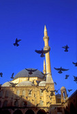 Sanliurfa (Urfa) Halil Rahman (Friend of God) Mosque at birthplace of Prophet Abraham