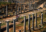 Perge Roman ruins