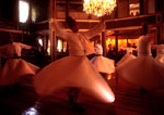 Whirling Dervishes at Mevlevis of Galata