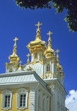 Chapel at Peterhof (Petrodvorets) Palace