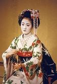Geisha at Kyoto's Gion Corner