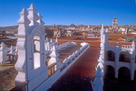 Sucre's San Felipe de Neri convent roof
