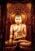 Shanghai's Jade Buddha at the Jade Buddha Temple