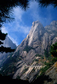 Huangshan (Yellow Mountain), Lotus Flower Peak (Lianhua Feng)