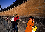 Beijing's Temple of Heaven, Echo Wall surrounding the Imperial Vault of Heaven