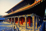 Qufu's Dacheng Hall of Kong (Confucius) Temple