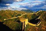 Great Wall at Jinshanling pass, northeast of Beijing