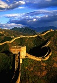 Great Wall at Jinshanling pass, northeast of Beijing
