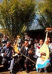 Lijiang Naxi musicians