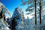 Huangshan's Begin to Believe Peak in winter