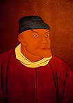 Hongwu Emperor, Zhu Yuanzhang, founder of the Ming dynasty and only Ming emperor buried in Nanjing