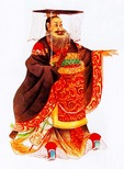 Qin Shihuangdi, founding emperor of the Qin dynasty