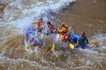 Rio Grande Wild & Scenic River whitewater rafting near Taos