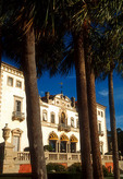 Miami's Viscaya Museum & Gardens, Italianate villa