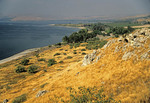 Sea of Galilee from Golan Heights