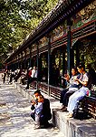 Beijing's Summer Palace Long Corridor