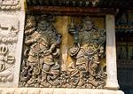 Hohhot's Five Pagoda Temple (Wu Ta Zhao) Buddhist figures