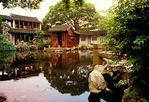 Tongli's Retreat and Reflection Garden (Tuisi Yuan) in the Song dynasty water town in the Yangtze River delta
