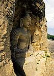 Yungang Buddhist Grottoes Cave 5, 17 meter high Buddha