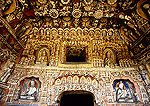 Yungang Buddhist Grottoes, Celestial musicians in Cave 12