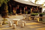 Jianshui's Zhu Family Garden, a Qing dynasty rich merchant home which is now a guest house