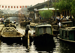 Shaoxing's Keqiao Old Water Town