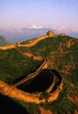 Great Wall at Jinshanling, northeast of Beijing