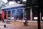 Chengdu's Wenshu Buddhist Temple.