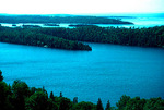 Michigan's Isle Royale National Park, view from Lookout Louise