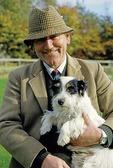 Irish gentleman farmer William Redhouse at Newgrange Farm