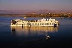 Udaipur's Lake Palace Hotel on Lake Pichola