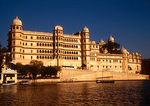 Udaipur's City Palace on Lake Pichola