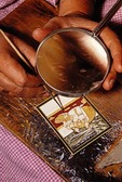 Udaipur workshop miniature painting artist