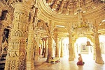 Ranakpur's Chaumucha Temple (Jain)