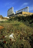 Cape Sounion's Temple of Poseidon