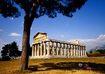 Paestum's Temple of Athena