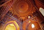 Samarkand's Tilla-Kari (Golden Dome) Madrassah