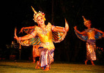 Bangkok's Rose Garden Thai dancers