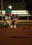 Queenstown lawn bowlers