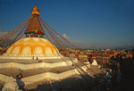 Kathmandu's Bodnath Stupa