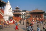 Kathmandu's Durbar Square