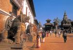 Bhaktapur public square