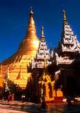 Yangon's Shwedagon Pagoda
