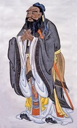 Confucius (Kong Fuzi)