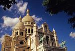 Paris Basilica of Sacre Coeur in Montmartre (La Basilique du Sacre Coeur de Montmartre)