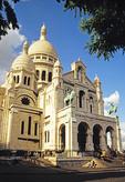 Paris Basilica of Sacre Coeur (La Basilique du Sacre Coeur du Montmartre)
