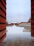 Beijing's Forbidden City in winter