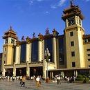 Beijing main Railway Station