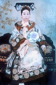 Dowager Empress Cixi of Qing dynasty