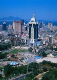 Dalian city overview